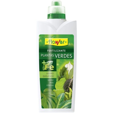 ABONO LIQUIDO PLANTA VERDE FLOWER 1 L