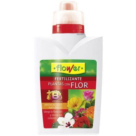 ABONO LIQUIDO PLANTAS CON FLOR FLOWER 500 ML