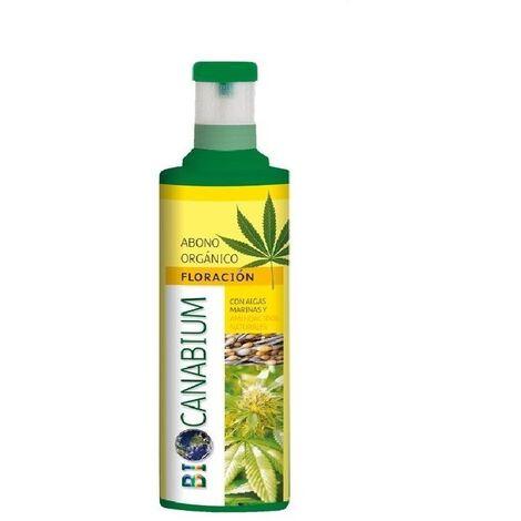 Abono orgánico BIOCANABIUM FLORACIÓN 1L