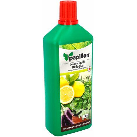 Abono Organico Biologico Nitrogenado Liquido Para Citricos y Plantas 1 Kg