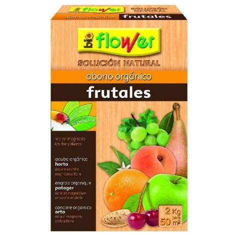 Abono orgánico frutales