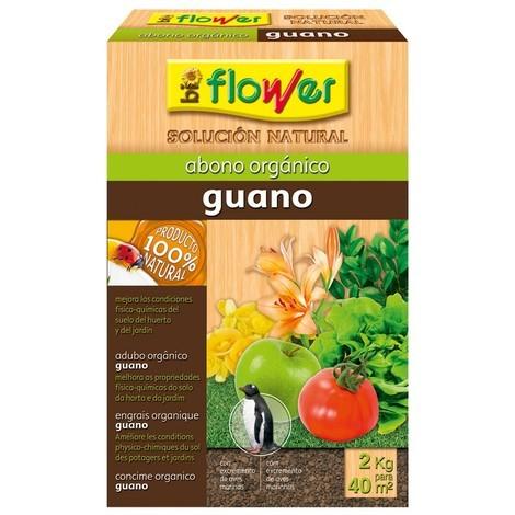 Abono Organico Guano - FLOWER - 170521 - 2 KG