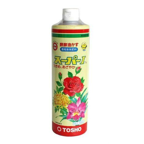 Abono orgánico líquido Tosho Super 560ml