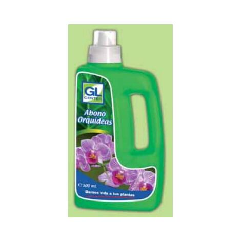 Abono orquídeas 500 Ml GL Center