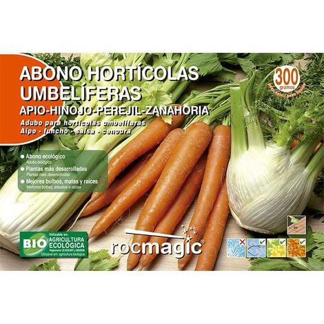Abono Para Horticolas Umbelíferas 300 Gr Rocmagic