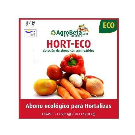Abono para huerto eco Agrobeta 5 L