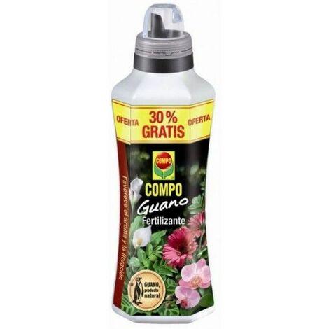 Abono plant liq compo guano 1203112011 1,3 lt