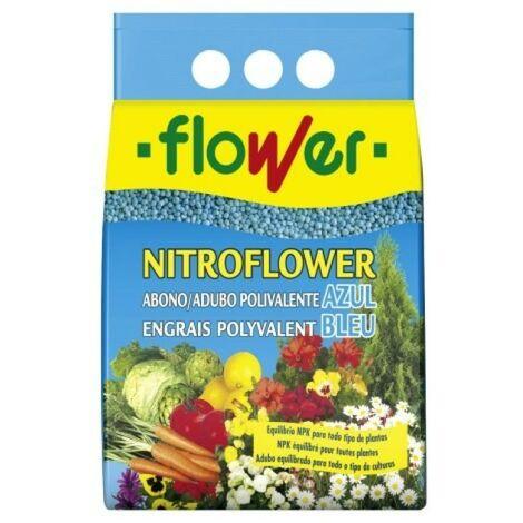 Abono plant solido flower az nitroflower poliv 1-10529 2,5 k