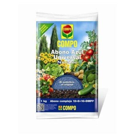 Abono Planta Solido Compo Novatec Universal 2204002011 1 Kg