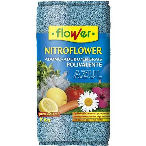 Abono Polivalente Nitroflower 7 Kg - FLOWER - 10598