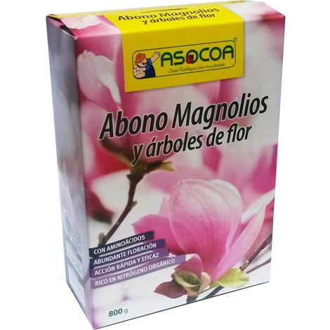 Abono Regenerador Magnolios Eco Asocoa