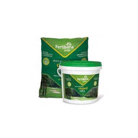 Abono sólido granulado para césped FERTIBERIA - 5 kg (Saco)