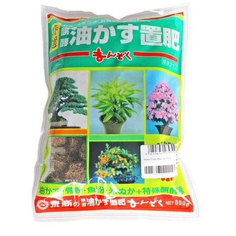Abono sólido Tosho Manzoku 550 g