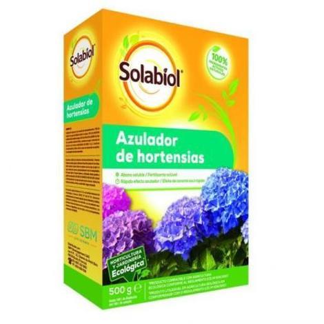 Abono soluble azulador de hortensias SOLABIOL 500g