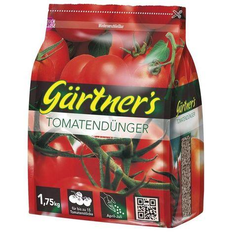 Abono Tomate 175 Kg Gärtners