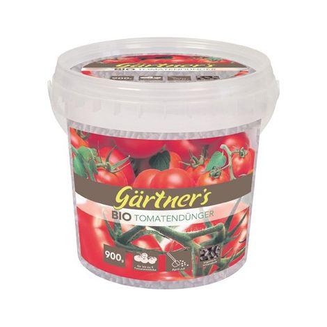 Abono tomate orgánico Gartner
