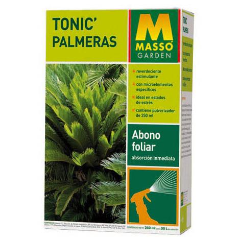 Abono Tonic´ Palmeras Massó 250 ml