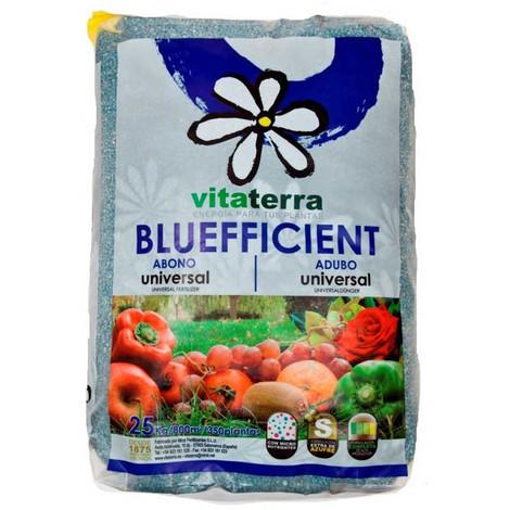 Abono Universal Azul Bluefficient