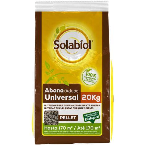 Abono Universal en pellet de origen orgánico