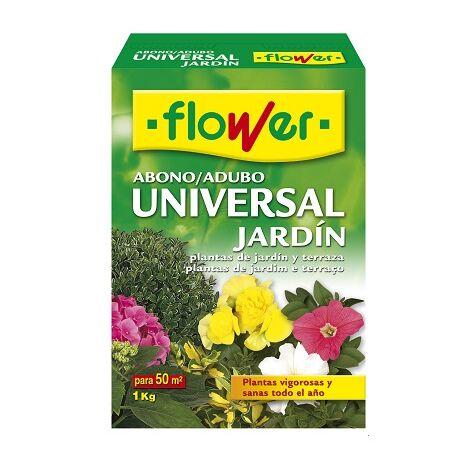 Abono universal jardín 1kg Flower