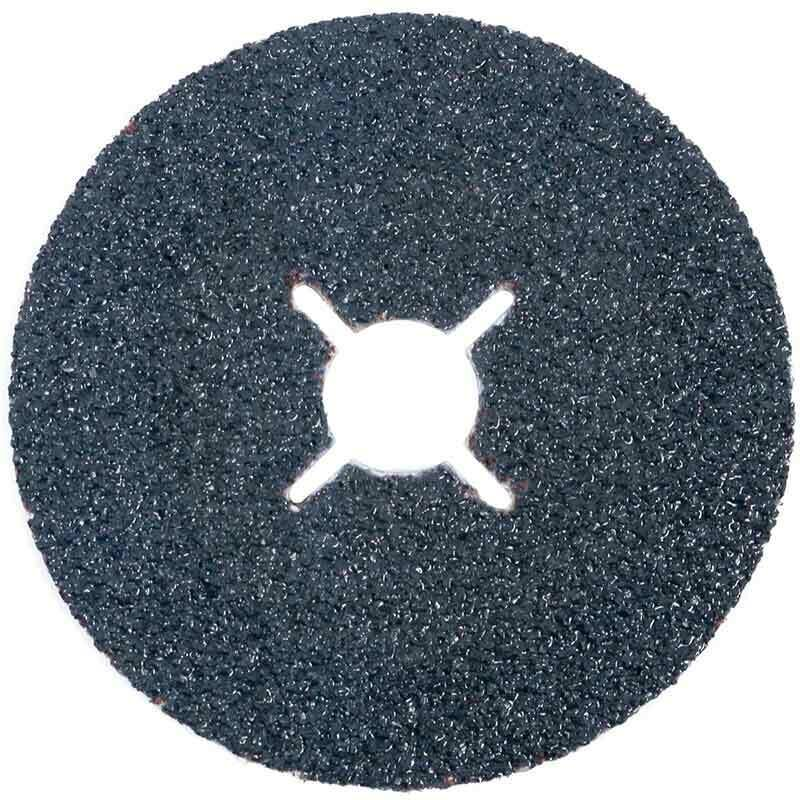 Image of Fibre Disc 115Mm X 36 Grit Zirc. - Abracs