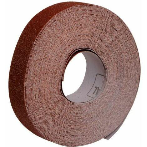Abrasif d'atelier en rouleau - Grain 60 - SIA Abrasives