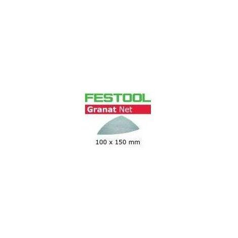 Abrasif maillé STF DELTA P220 GR NET/50 - Festool