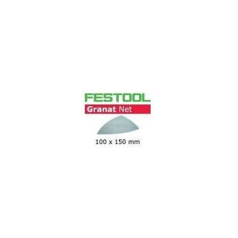 Abrasif maillé STF DELTA P400 GR NET/50 - Festool