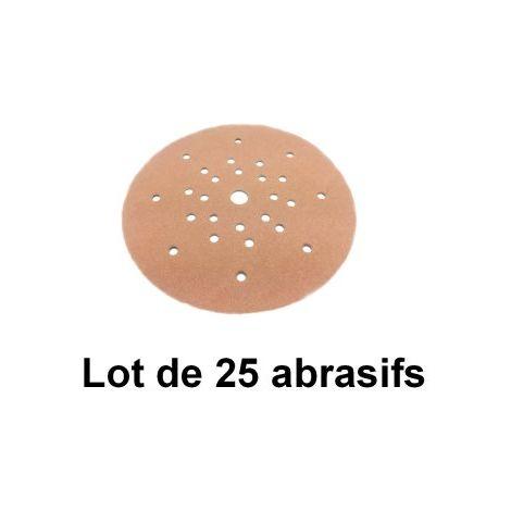 Abrasif POLYFLEX universel pour Giraffe - Ø 225 mm grain 80 - Flex
