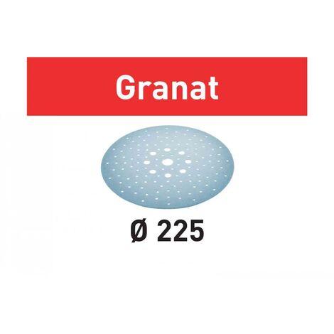 Abrasif STF D225/128 P320 GR/5 Granat | 205669 - Festool