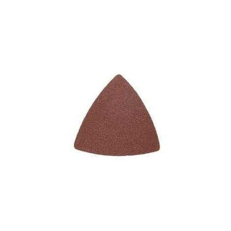 Abrasifs 82x82 120g par 5 pour Outil multifonction Ryobi, Ponceuse A.e.g, Outil multifonction A.e.g
