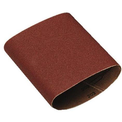Abrasifs en manchon toile rigide KK211X 120x254 mm grain 80 en carton de 10