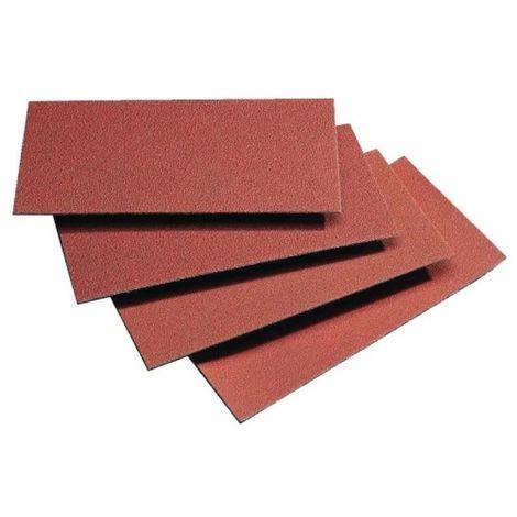 Abrasifs KP131B7 72x123 mm grain 240 en boîte de 50