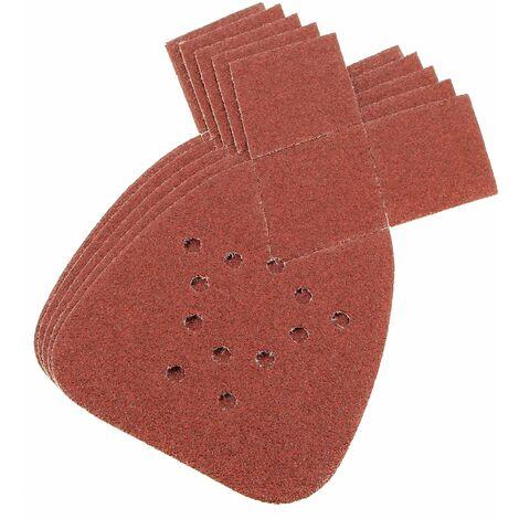Abrasifs mouse 80g par 5 pour Ponceuse Black & decker