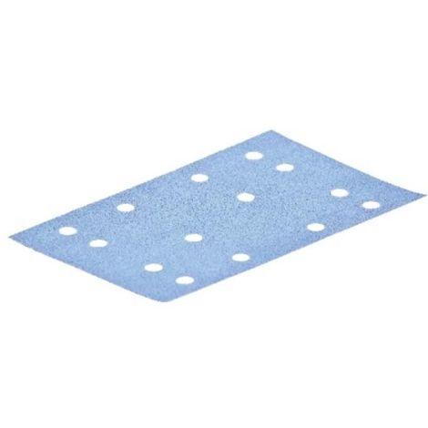 Abrasifs rectangulaires StickFix 80x133 mm grain 40 boîte de 50 pièces