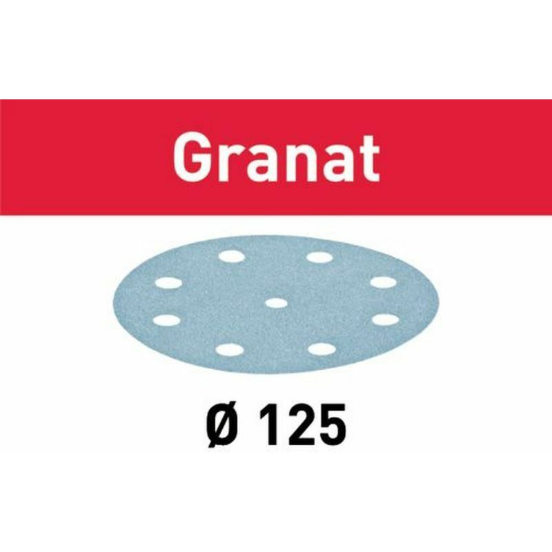 Abrasifs STF D125 90 P180 GR 10