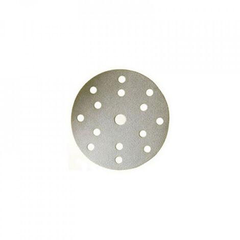 Abrasifs velcro FLEX Silverflex Ø150 Grain 80 - Boite de 25 - 920017