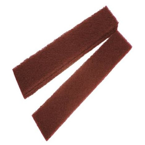 Abrasive Plumb Strips Maroon Assorted 50 x 250mm (6) (FAIAPLUSTRIP)