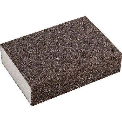 Abrasive Sanding Sponge - Aluminium Oxide - Square End