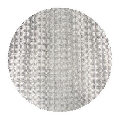 Triton 453907 Hook and Loop Sanding Disc 150mm 10pk 80 Grit