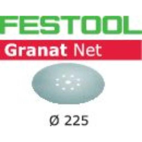 Abrasivo de malla STF D225 P180 GR NET/25 Festool