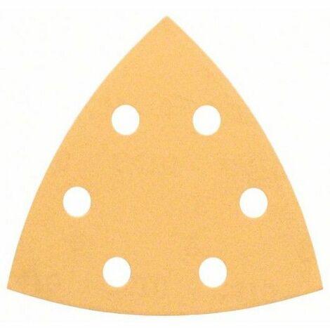 Abrasivos triangulares para lijadoras