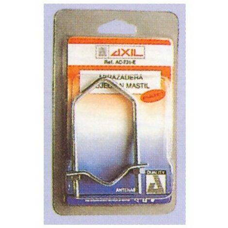 Abraz Fij 12,5cm Mastil Antena Tv Axil Ac Ac-765 Ac0765