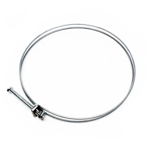 Abrazadera de alambre manguera espiral W1 178-185 mm 2,2 mm M8x80