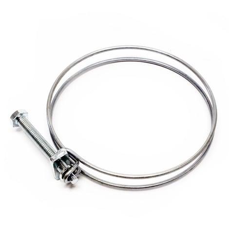 Abrazadera de alambre manguera espiral W1 45-50 mm 2,2mm M6x50