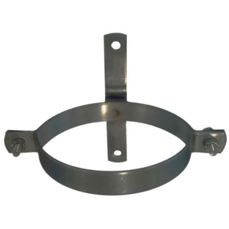 "main image of ""Abrazadera tubo estufa atorn. 110 mm h. gr theca"""