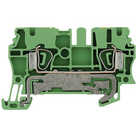 Abrazadera de Clavo para Cable Plano 7x4 mm Paquete de 25 Unidades Blanco BeMatik