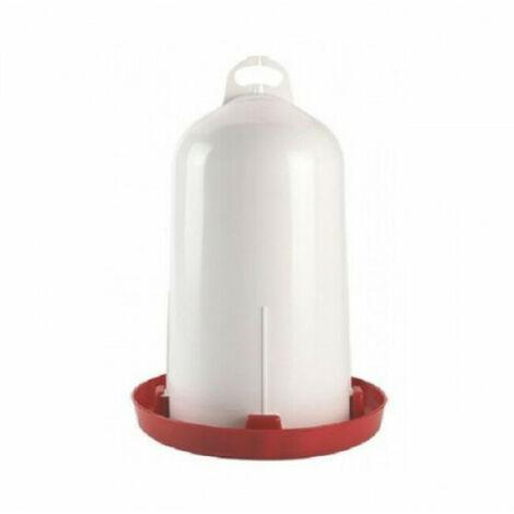 Abreuvoir à double paroi pour volaille 12 litres Kerbl