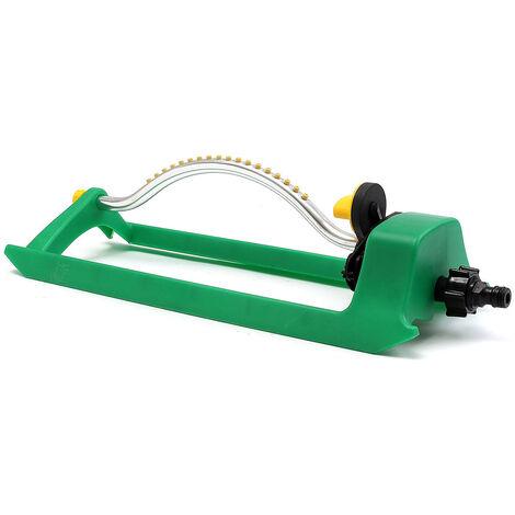Abreuvoir a gazon 18 trous Arroseur automatique a balan?oire Arroseur automatique pour pelouse exterieure