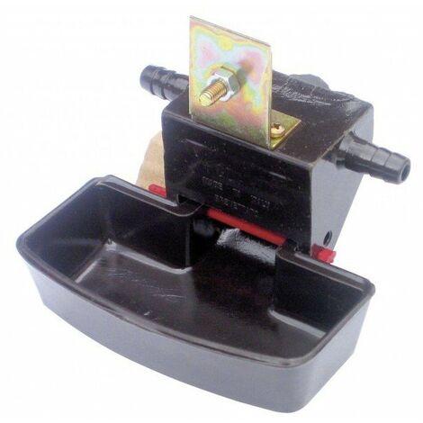 abreuvoir automatique basse pression pour lapins pvc largeur:12cm